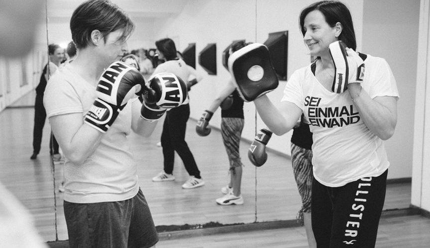 """Workshop """"Boxen und Führen"""" – für weibliche Führungskräfte"""